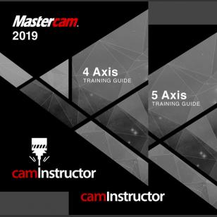 Mastercam 2019 - 4&5 Axis