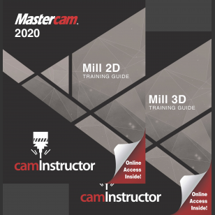 Mastercam 2020 - Mill 2D & 3D Training Guide