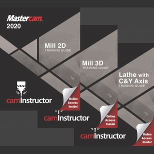Mastercam 2020 - Mill 2D&3D/Lathe