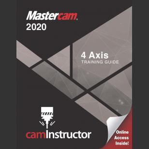 Mastercam 2020 4 Axis