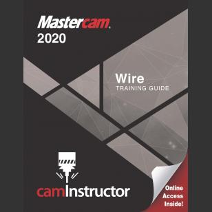 Mastercam 2020 - Wire